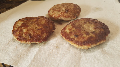 Amy's Breakfast Patties