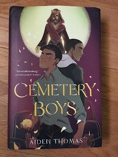 Cemetery Boys (review)