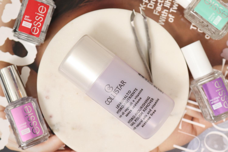 Collistar Nail Polish Remover