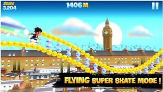 Skyline Skater V2.12.0 Apk Mod Lots of Money