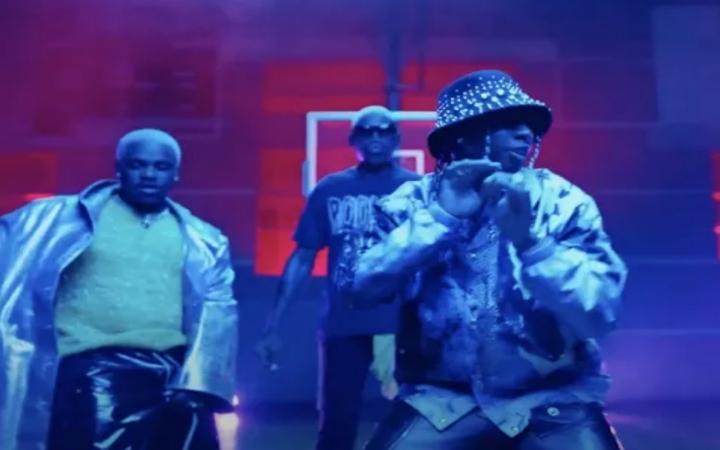 ASAP Ferg - Dennis Rodman feat. Tyga