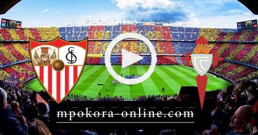 نتيجة مباراة سلتا فيغو وإشبيليه كورة اون لاين 12-04-2021 الدوري الإسباني