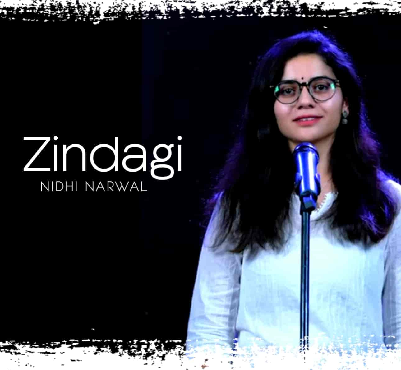 A very young, Famous and YouTube poetess Nidhi Narwal come back again with a beautiful poerty which is titled 'Zindagi'.
