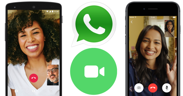 Whatsapp video call recording