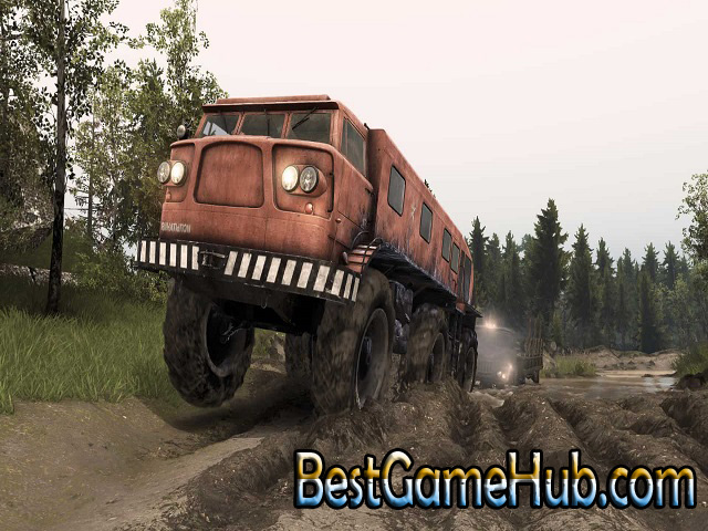 Spintires Canyons Compressed Torrent Game Download