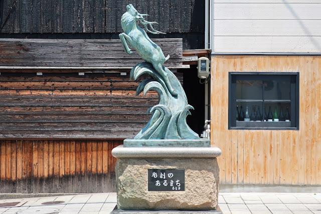 奈良公園 ならまち