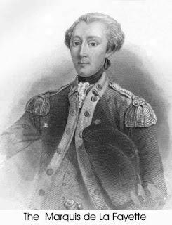 The Marquis de Lafayette's Great American Love Affair