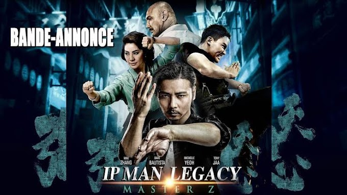 Master z The ip man Legacy Movie Download