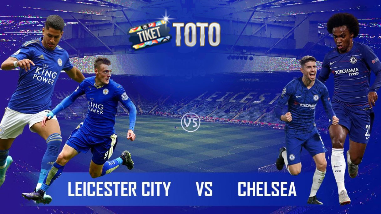 Chelsea Vs Leicester City: Menang 1-0 The Foxes Juara Piala FA!
