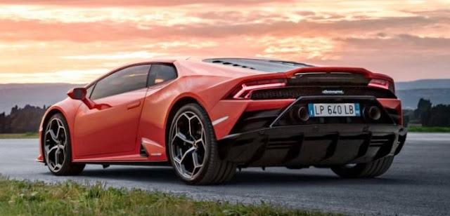 2020 Lamborghini Huracan Evo First Drive Toronto