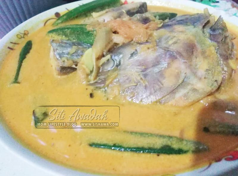 Resepi Gulai Ikan Tongkol Kelantan & Utara