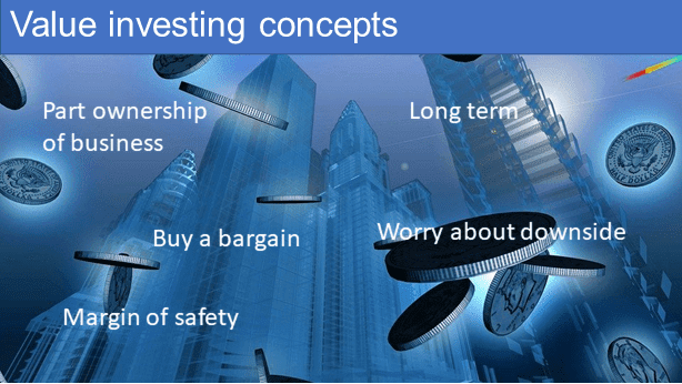 Value investing concepts