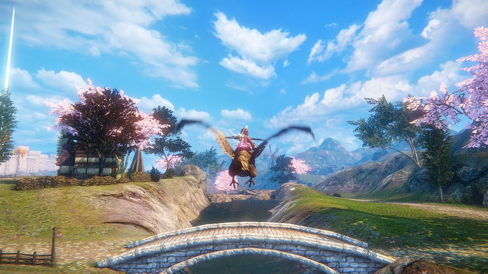 Inventory Full: I Just Ride: Riders of Icarus
