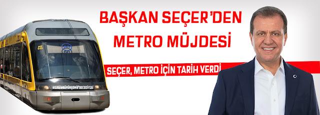 Mersin Haber, Vahap Seçer, Mersin Büyük Şehir Belediyesi, MANŞET,