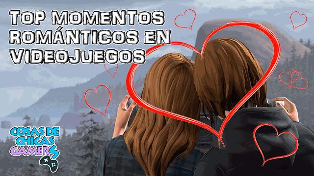 top momentos románticos en videojuegos