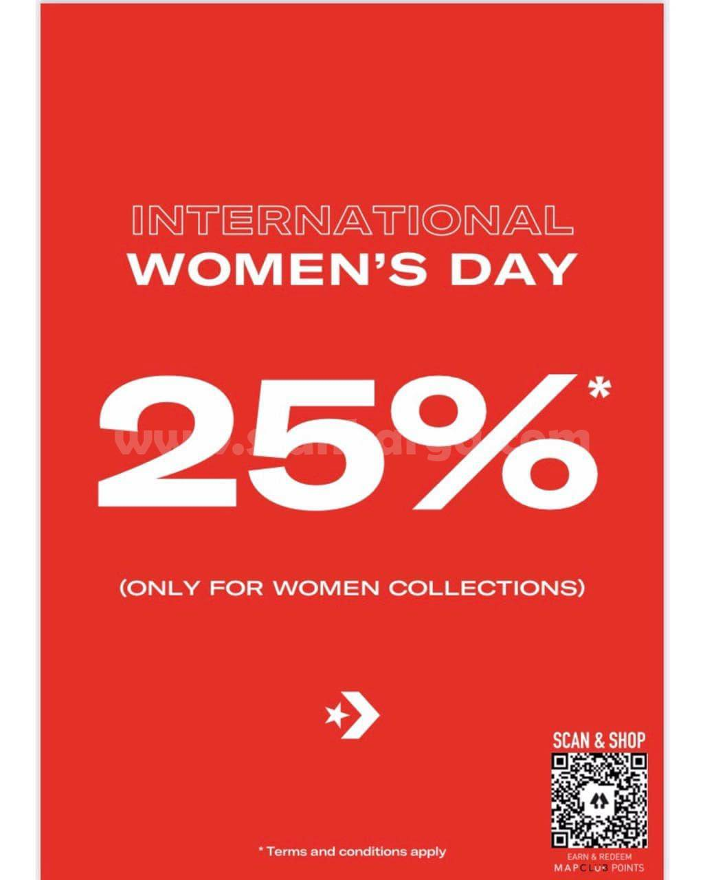 Promo Sport International Women's Day