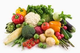 diet dengan sayuran