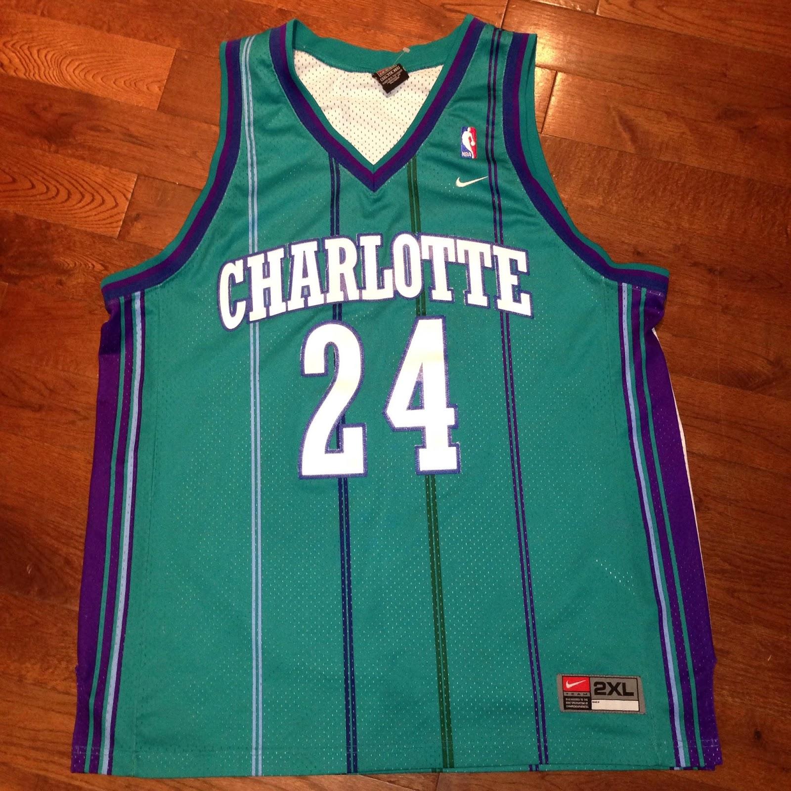 Virgil s Blog Charlotte Hornets x Jamal Mashburn [2000 2002]