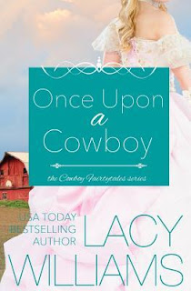 Heidi Reads... Once Upon a Cowboy by Lacy Williams