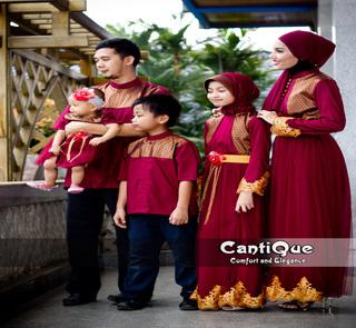 Baju Seragam Keluarga Buat Pesta