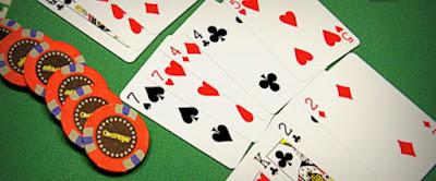 Permainan Poker Capsa Susun Online