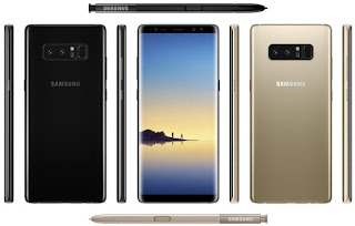 Samsung Galaxy Note 8 Full Specifications