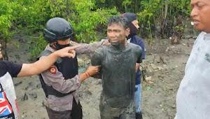 Dalam Waktu Singkat, Satu Dari Tiga Pelaku Pembunuhan Purnawirawan TNI Berhasil Ditangkap Polres Belawan