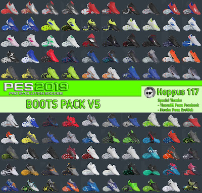 PES 2019 Bootpack 2019 v5 AIO by Hoppus 117
