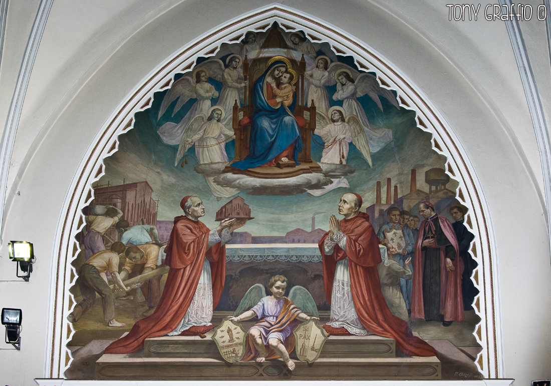 Gli operai cattolici della Bovisa