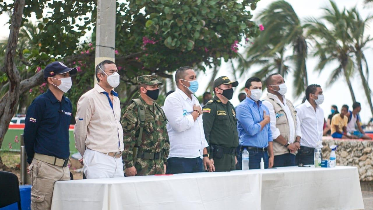 https://www.notasrosas.com/Distrito de Riohacha tiene nuevo Escuadrón Antihurto