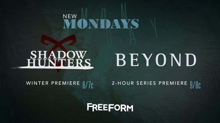 Beyond and Shadowhunters - Combo Promo