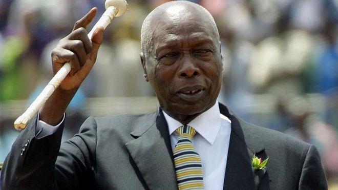 Kenya's former President Daniel arap Moi dies aged 95