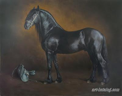 caballos-rusos-cuadros-pintados-al-oleo