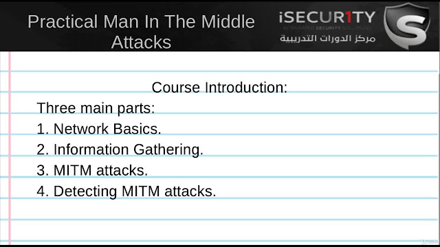 ARP spoofing &Man In The Middle Attacks Execution &Detection