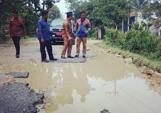 Jon F Pandu: Akses Jalan Kunci Utama Jauhkan Keterisoliran
