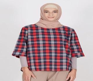 Model Baju Atasan Modis