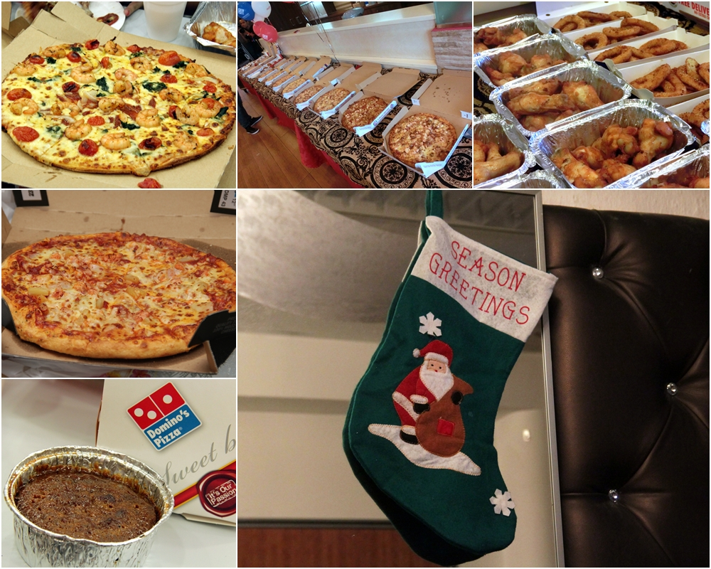 Is Dominos Open On Christmas.Signapore Enjoy Christmas With Domino S Pizza At 50 Off