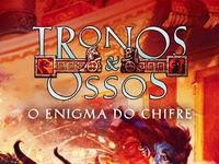 Resenha O Enigma do Chifre - Tronos & Ossos # 2 - Lou Anders
