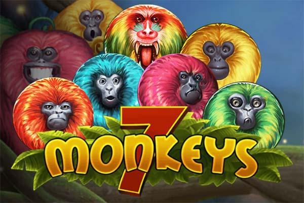Main Gratis Slot Demo 7 Monkeys (Pragmatic Play)