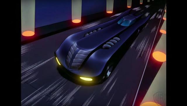Batmobile Terkeren dari Berbagai Film dan Game