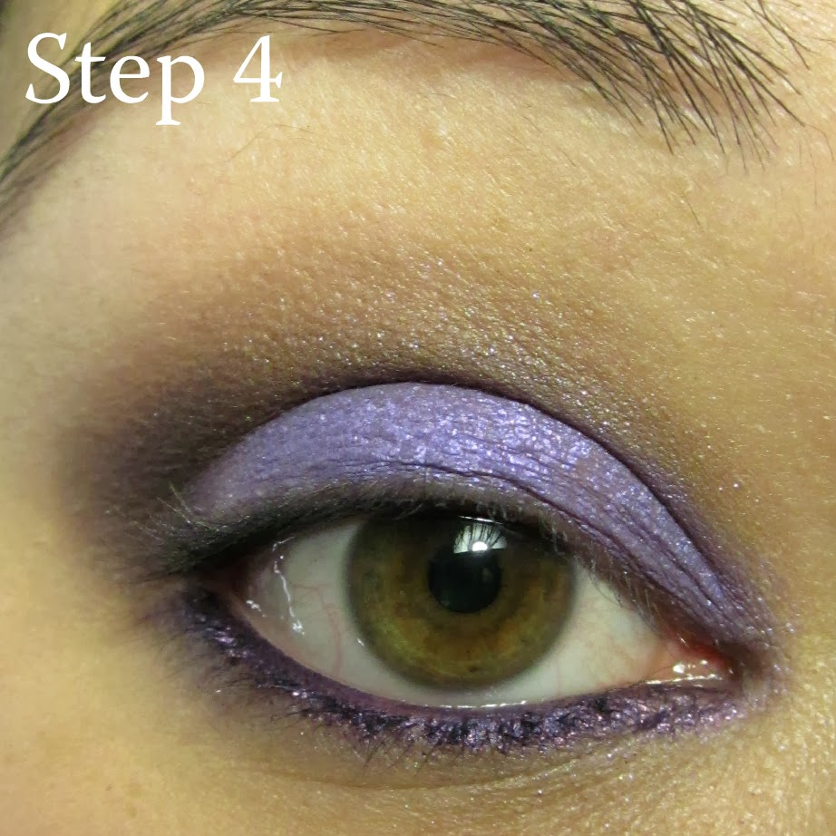 anna sui spring makeup tutorial using mufe aqua eyes 0l and urban decay shadow pencil in delinquent