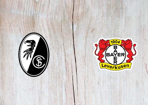Freiburg vs Bayer Leverkusen -Highlights 01 November 2020
