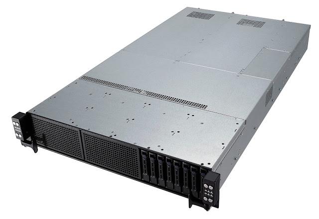 ASUS estabelece 246 recordes mundiais com o desempenho mais rápido em servidores de um e dois processadores