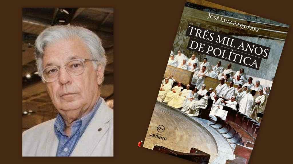 Empresário e escritor José Luiz Alquéres resgata a trajetória do pensamento político desde a sua origem a partir de personagens como Santo Agostinho, Montaigne e Hobbes