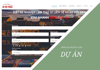 Dự án - Thuê xe Đà Nẵng Hội An