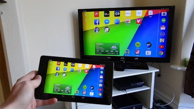 Telefon Ekranı TV'ye nasıl yansıtılır?