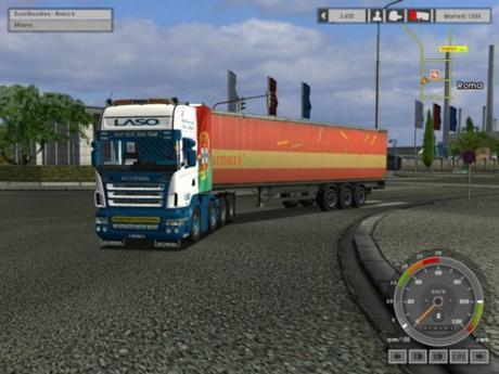 Euro Truck Simulator 1 PC Gameplay