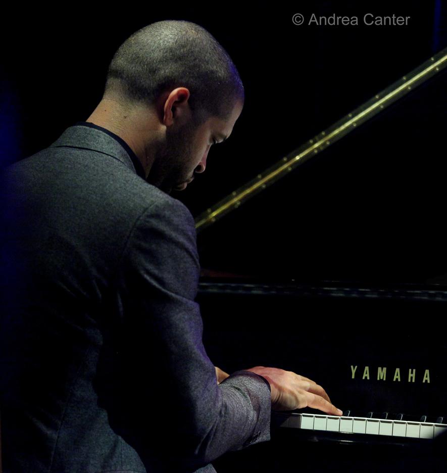 JazzInk: Jazz Face: Jason Moran, Jazz Advisor to Kennedy Center