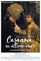 Estrenos de cine en España 14-Febrero-2020 : 'Casanova, su último amor'