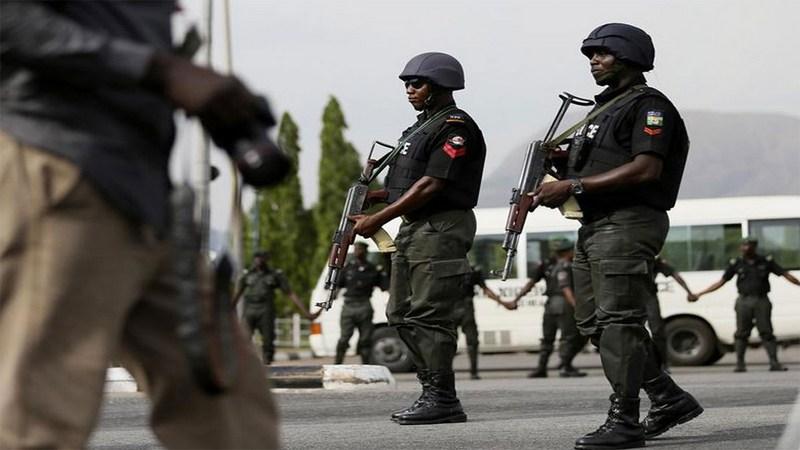 Nigeria-Police officer killed